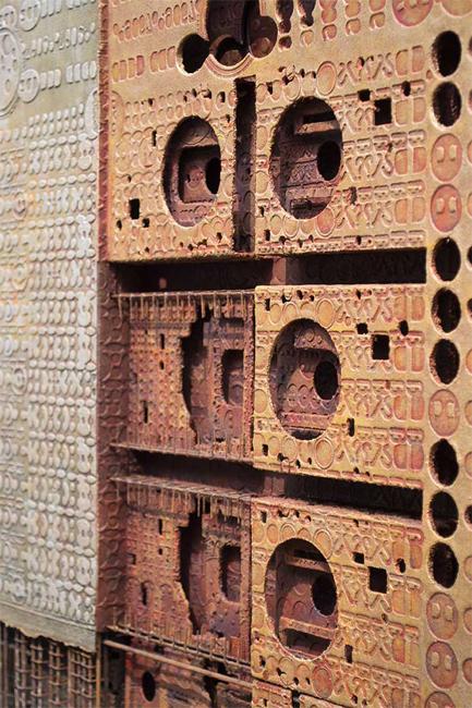 construction art in chennai